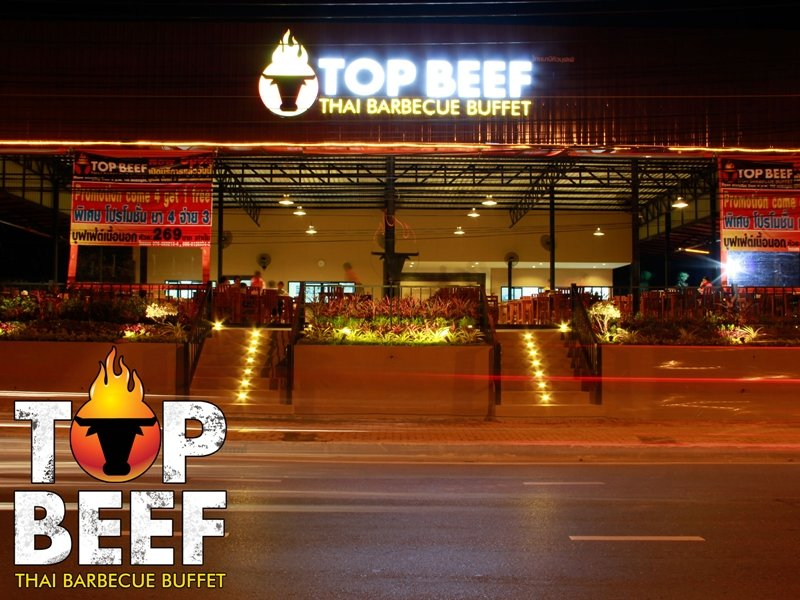 TOP BEEF Thai Barbecue Buffet