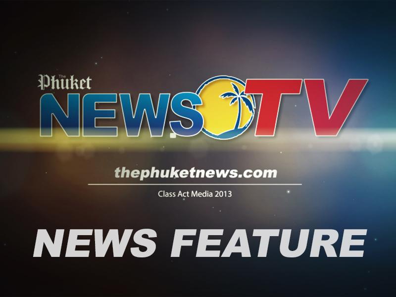 PHUKET NEWS TV: Phuket Old Town Festival, Feb 11