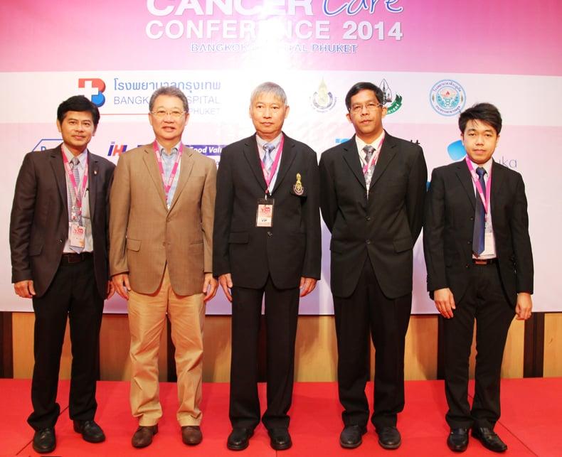 Bangkok Hospital hosts Phuket's first Cancer Care Conference