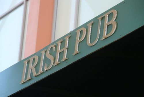 Irish Pubs can be found in every major city in the world.
