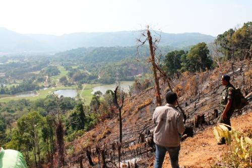 Gov demonstrates difficulty of stopping Phuket land-grabbers