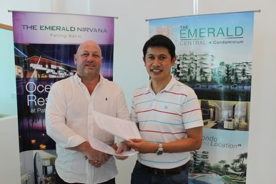 Masters Football and Emerald Phuket Development team up to bring EPL players to Phuket for exhibition game