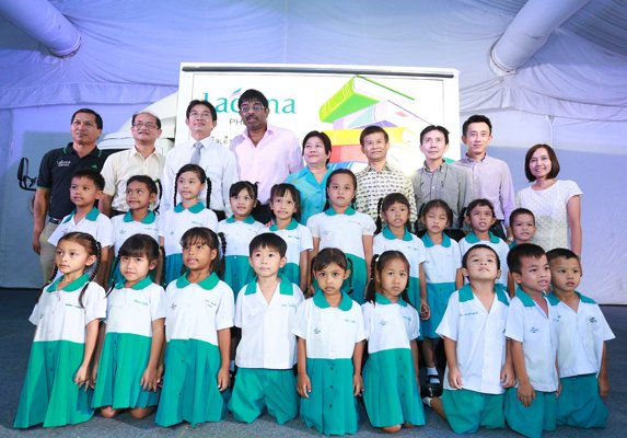Laguna Phuket's Mobile Learning Centre successfully launched
