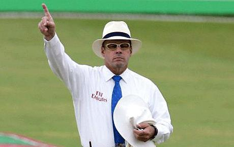 Phuket: Umpires strike back in England-India series