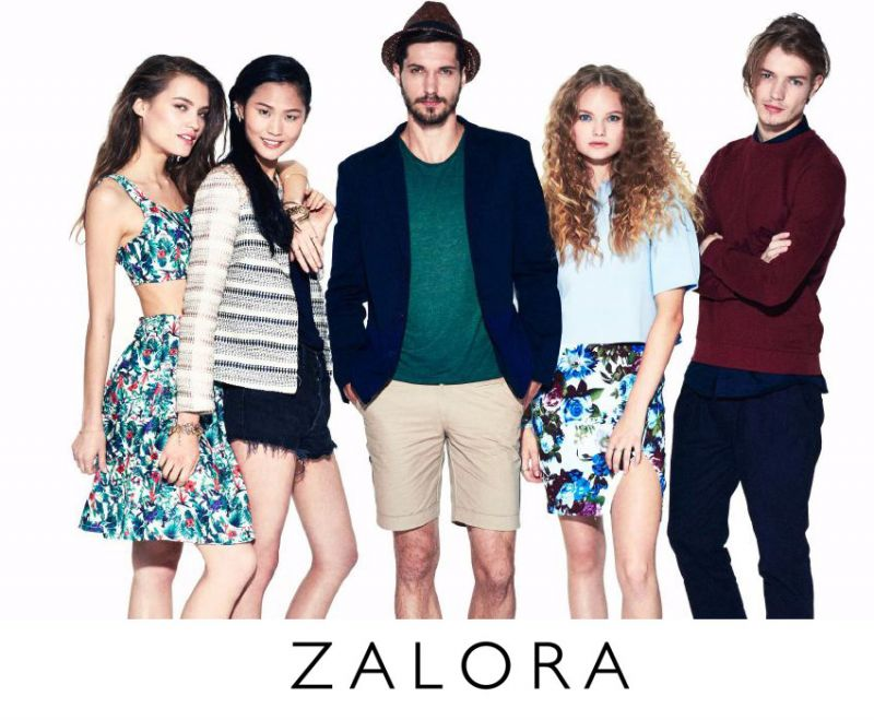 Zalora reheart Image collections