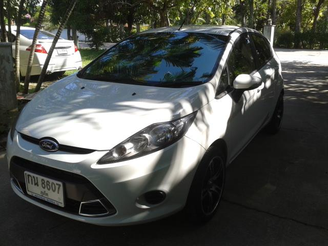 Ford Fiesta 5Dr 1.4L Style AT