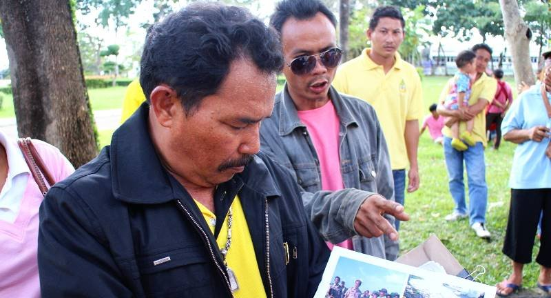 Phuket villagers plead for protection against land dispute threats
