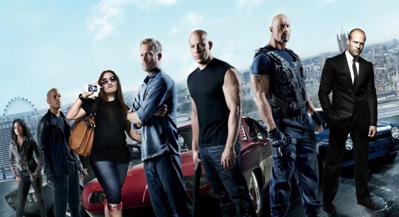 Court forbids 'Furious 7' release in Thailand