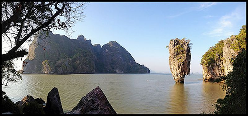 Phang Nga Bay revisited