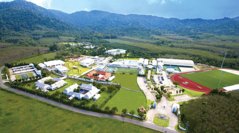 Phuket International Academy accredited as an Athlete Friendly Education Centre