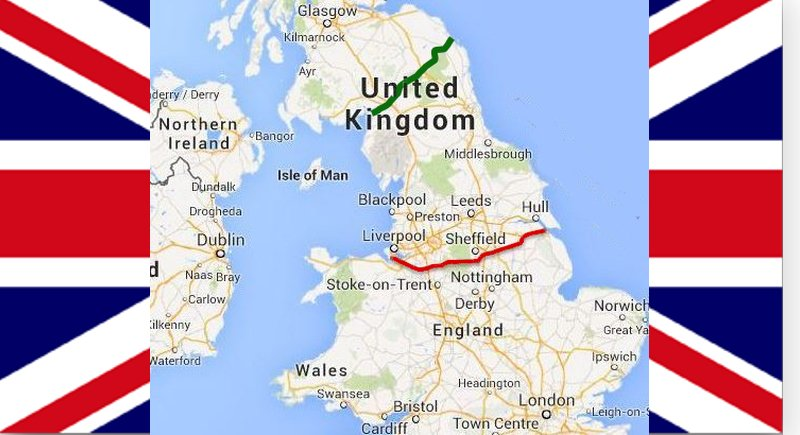 North of England 'should join Scotland'