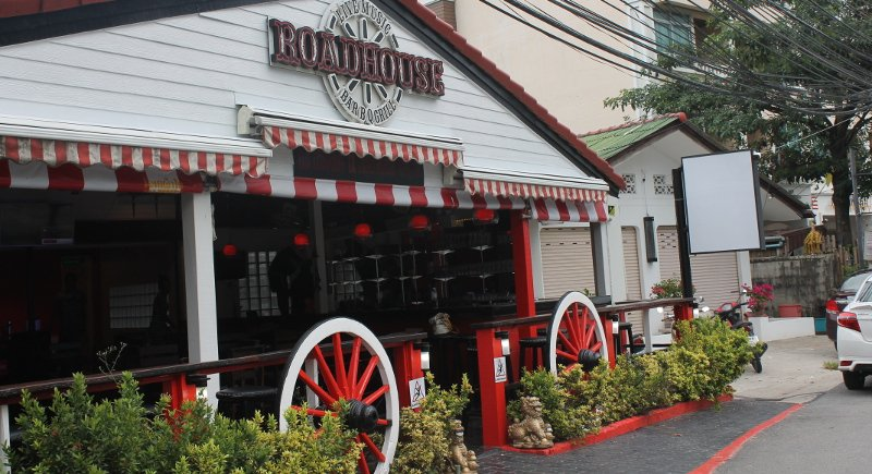 Roadhouse bar owner reveals all at launch