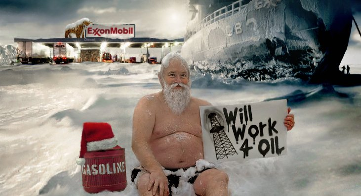 Santa Claus files for bankruptcy