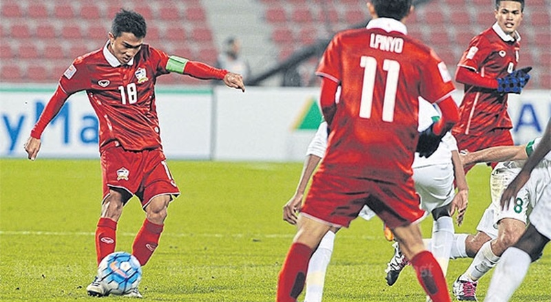 Thais plot Japanese downfall in Doha