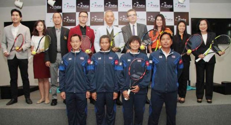 Thailand to host Fed Cup