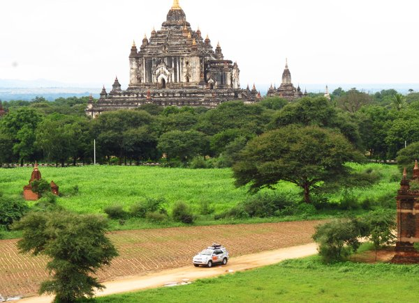 South Asia caravan road trip from India to Thailand via Myanmar