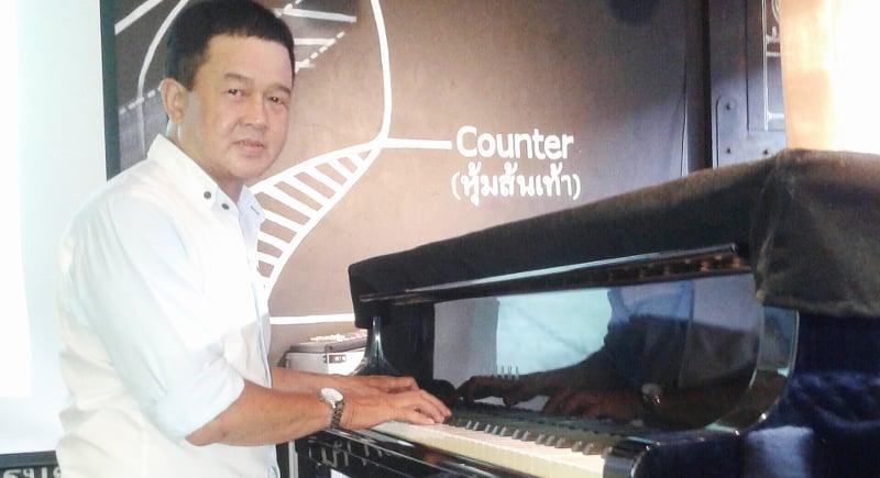 Pianist Ranel Sarmiento looks forward to Phuket International Jazz Day