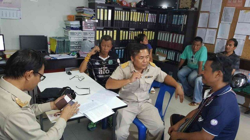 Nang Chok's registered owner, Boonchu Rattanadilok Na Phuket, is now facing charges of smuggling Nang Chok into Phuket. Photo: Phuket Livestock Office