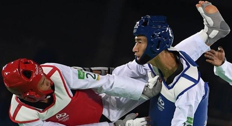 Thais take silver, bronze in taekwondo