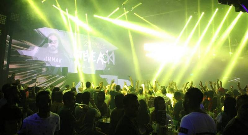 Patong nightclub owners were ordered to close at the legal time of 1am. Photo: PR Dept