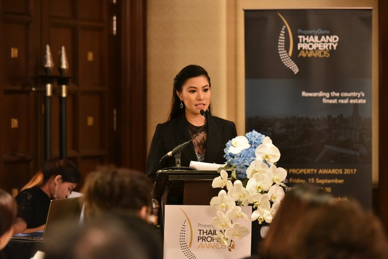 The dates for the Thailand Property Awards 2017 were announced at a press launch in Bangkok on Wednesday (Mar 1).