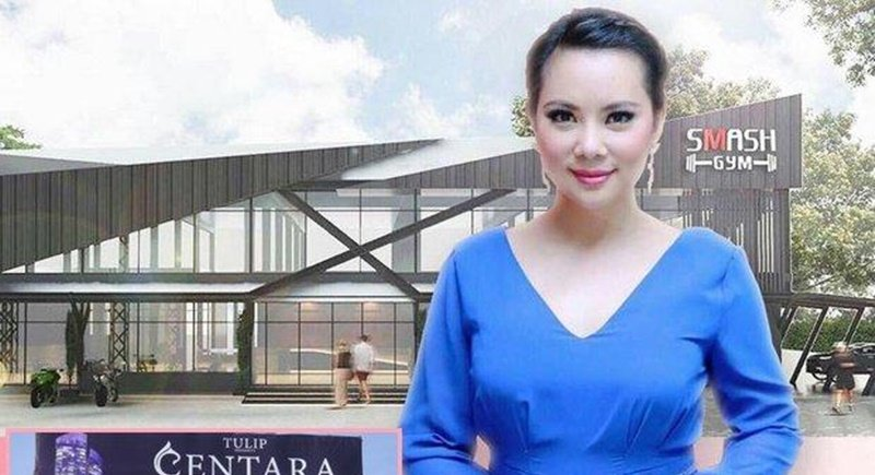 Panadda 'Boom' Wongphudee, a former Miss Thailand who is now an actress, model and businesswoman, says she and 156 others bought units at Centara Grand Resident Pattaya in 2012, but the project is still unfinished and possibly abandoned. Main photo: Instagram/boompannada