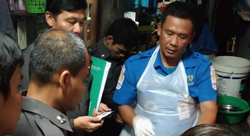 Migrant worker, 19, slain while eating dinner