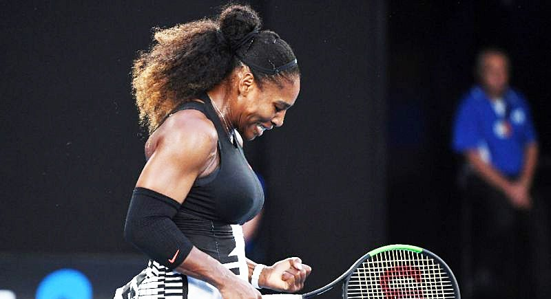 The sexist and racist responses to Serena Williams' pregnancy