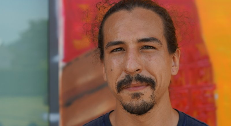 Cecê Nobre talks about his life, his art and being a cultural cannibal
