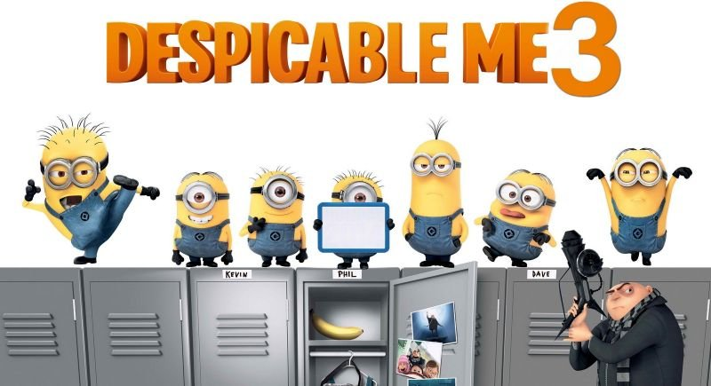 Despicably good fun for the whole family