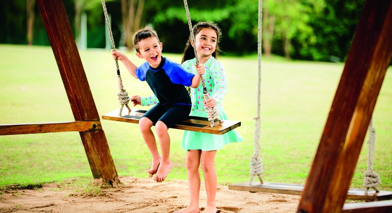 Mövenpick Hotels and Resorts' Little Birds Clubs offer fun activities for young guests