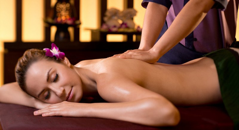 The Banyan Tree Spa offers a huge range of packages which can be tailored any way you like.