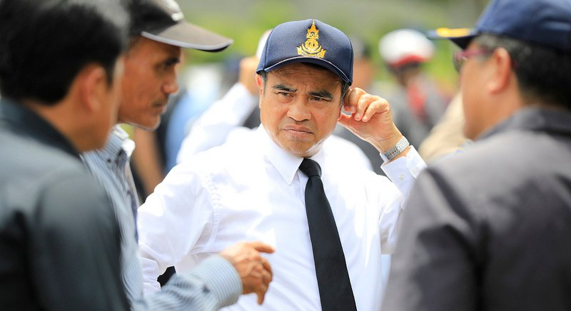 Phuket Governor Norraphat Plodthong today ordered the safety measures become a top priority. Photo: Eakkapop Thongtub