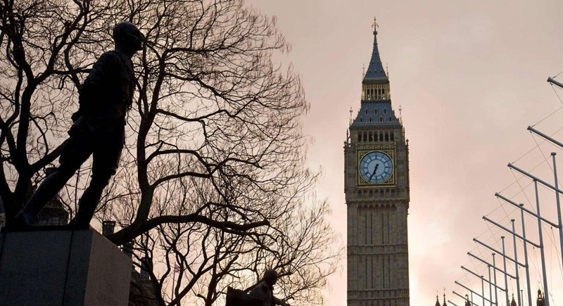 London's Big Ben will fall silent for several months next year as it undergoes 'desperately needed' repairs. Photo: AFP