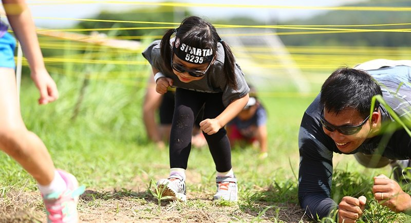 5,000 racers conquer Thailand's first Spartan Race