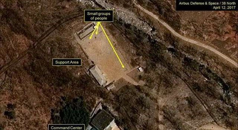 200 dead in tunnel accident at n korea nuclear test site for Bureau 38 north korea