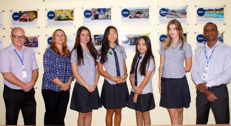 HeadStart Phuket students named 'Top in Thailand' in Cambridge Awards