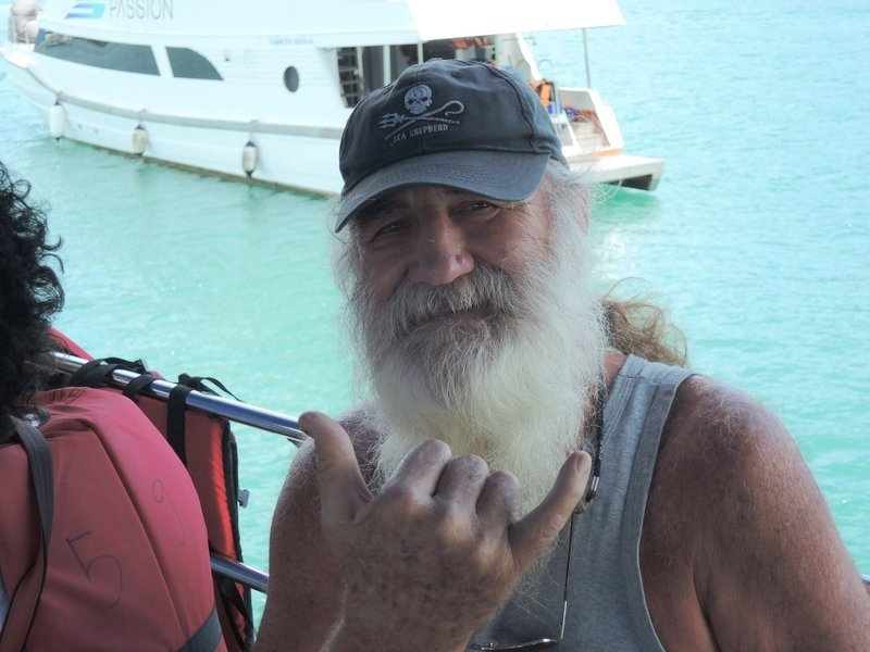John 'The Caveman' Gray has been leading sea kayaking tours in Phang Nga Bay and beyond for over a quarter of a century.