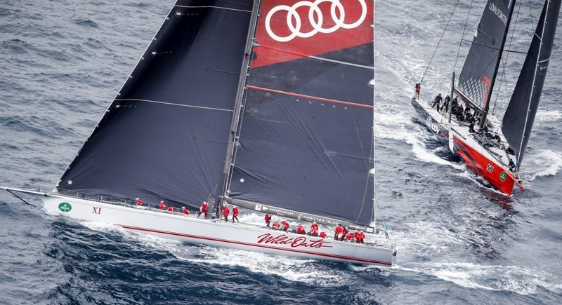 Wild Oats stripped of Sydney-Hobart win after Comanche protest