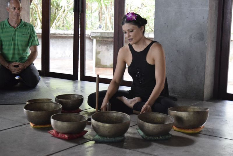 Join Kim for a week of amazing yoga, delicious healthy food and awesome connections and growth.