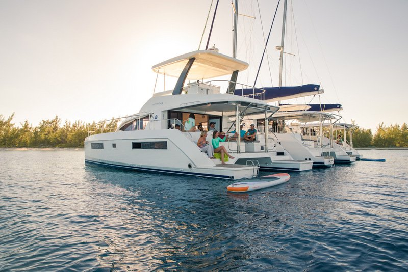 Leopard Catamarans is leading the powercat revolution with superior powercats, modern and economical, that push the boundaries of catamaran design.