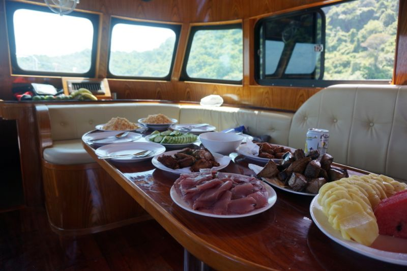 Sport-fishing boat for sale