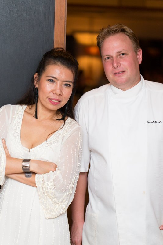 On the fourth and final night, Chef Andrea presented a lavish 6-course gala dinner.