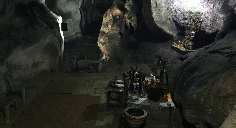 Jamie's Phuket: In search of the dragon's cave