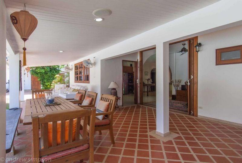 5-bed pool villa, 1.2 Rai
