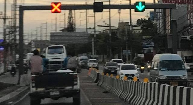 Darasamut Underpass lane lights to be fixed next week