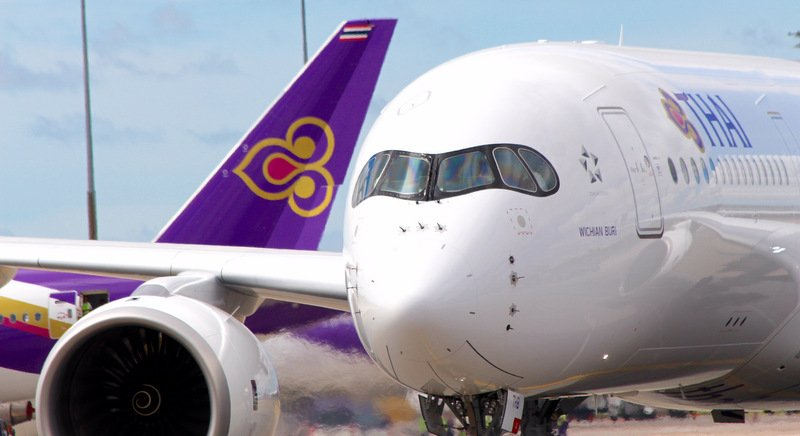 Thai Airways reports full-year loss