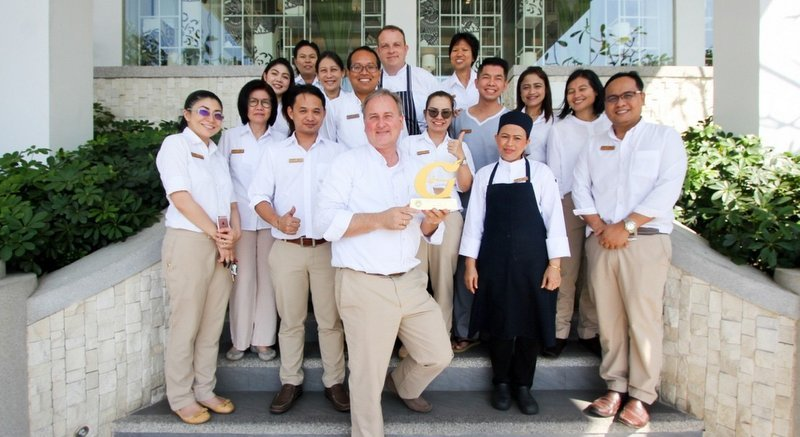 The Nai Harn Phuket receives Green Hotel Award