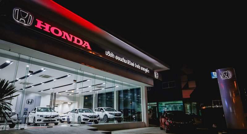 Maliwan takes on mantle as Phuket's sole Honda auto dealer