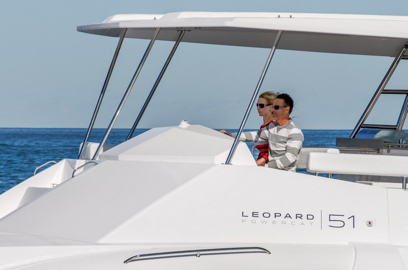 Two more Leopard 51 PC catamarans will be on their way to Phuket by April.